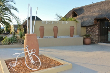 Maritz Country Lodge Namibia