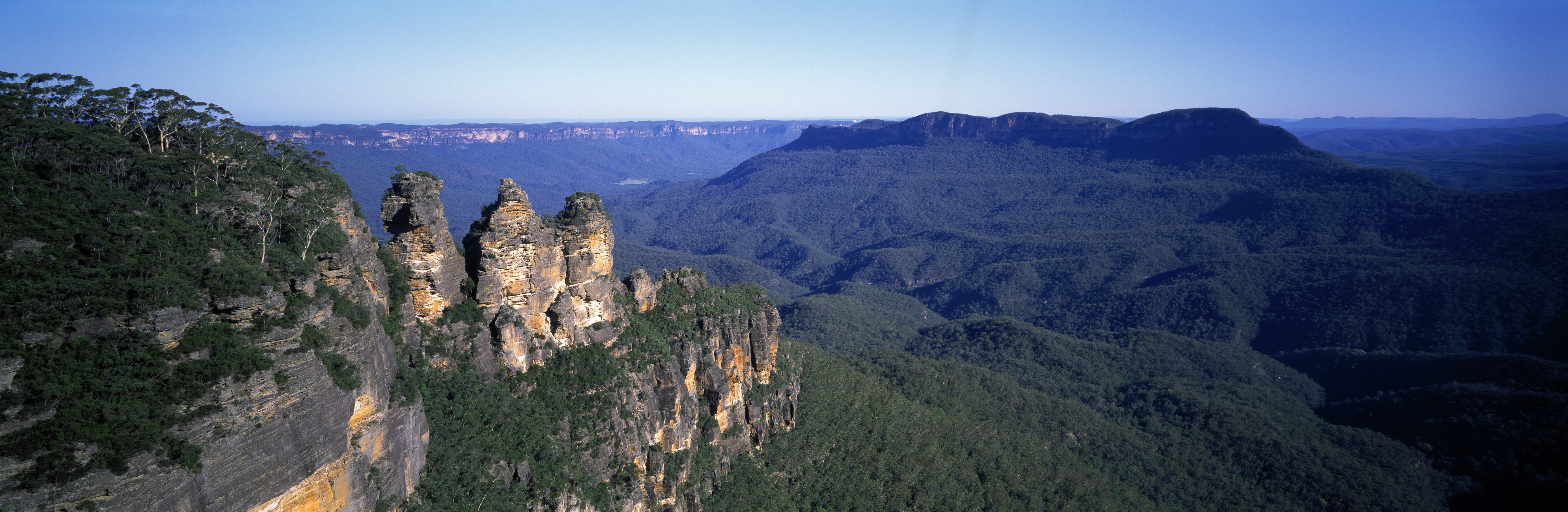 Blue Mountains Three Sisters New South Wales
