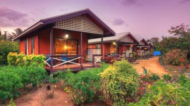 Aitutaki Village Cook Islands