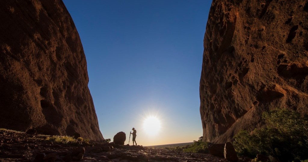 Valley of the Winds Kata Tjuta Olgas Northern Territory