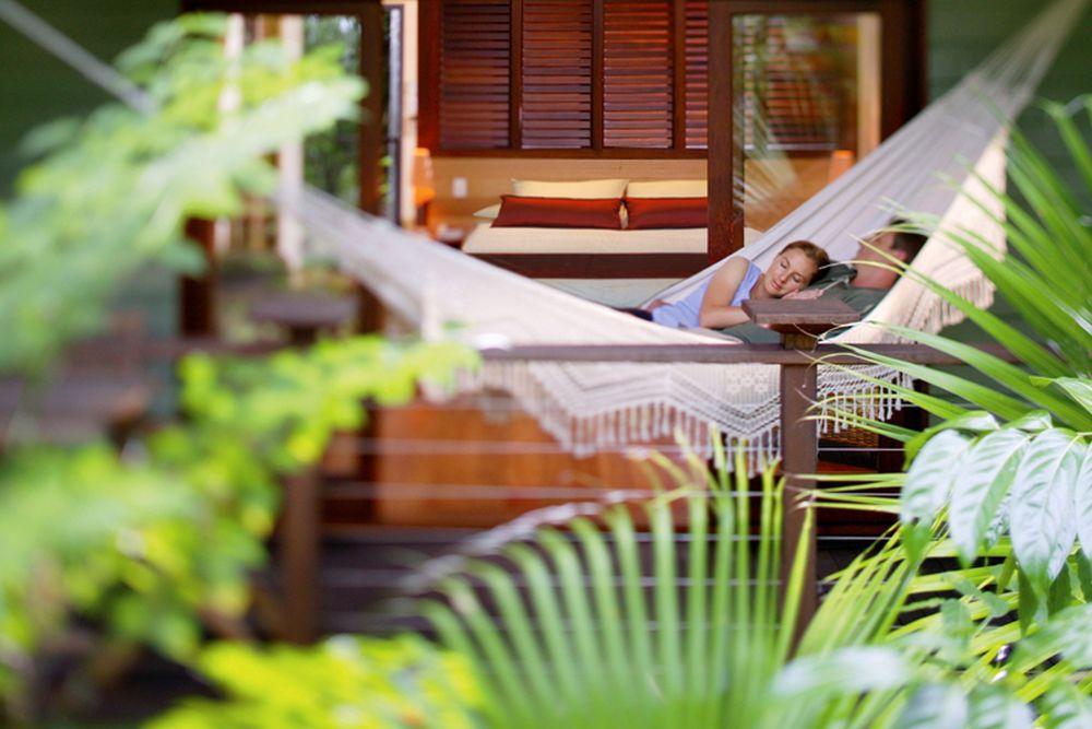 Entspannen in der Silky Oaks Lodge Queensland Australien