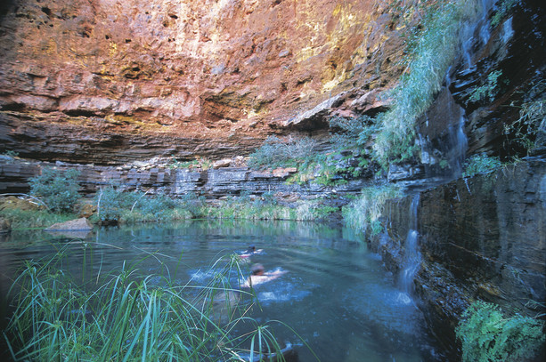 Karijini Nationalpark Westaustralien WA