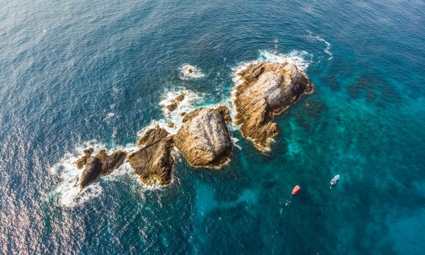 Julian Rocks, Byron Bay New South Wales