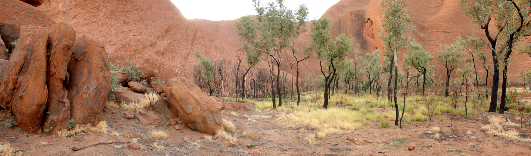 Uluru Ayers Rock Northern Territory Header