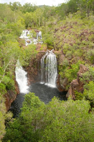 Florence Falls Litchfield Nationalaprk Northern Territory NT Australien