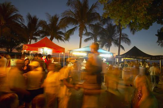 Mindil Beach Markets Darwin Northern Territory NT Australien