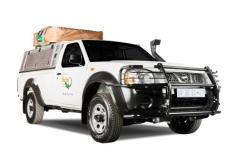 Britz 4WD Camper Single Cab MSE SE MSEP Außenansicht Südafrika Namibia