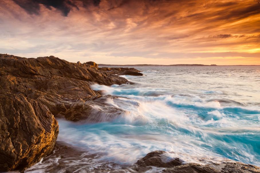 Vivionne Bay Kangaroo Island Südaustralien SA Australien