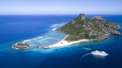 Monuriki Island Captain Cook Cruises Fidschi Fiji Header