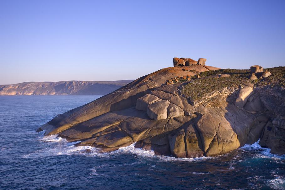 Remarkable Rocks Kangaroo Island Flinders Chase Nationalpark Südaustralien SA Australien
