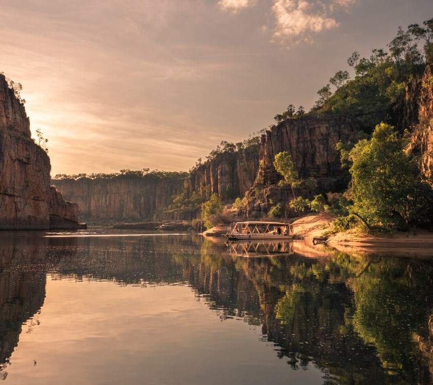 Katherine Gorge Nitmiluk Nationalpark Northern Territory