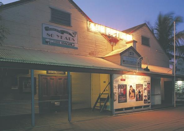 Kino von Broome Westaustralien WA