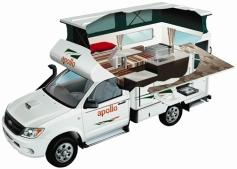 Apollo Adventure Allrad-Camper