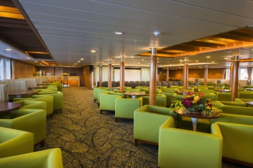 Lounge Aranui 5 Marquesas Inseln Französisch Polynesien Tahiti