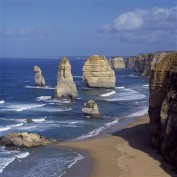 Great Ocean Road Australien Victoria quadrat