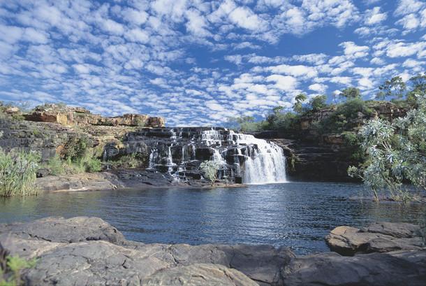 Manning Gorge Kimberleys Westaustralien WA
