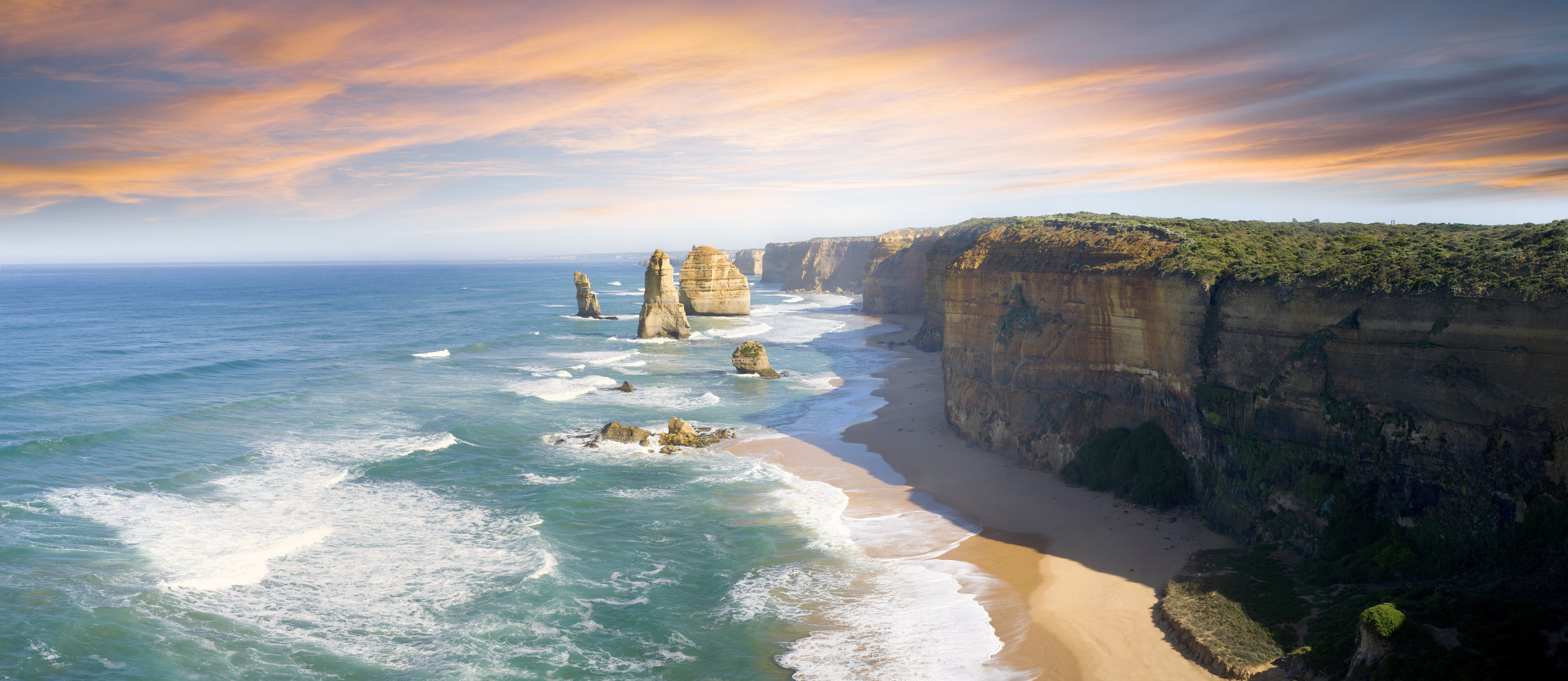 Great Ocean Road 12 Apostels Victoria Australien Header