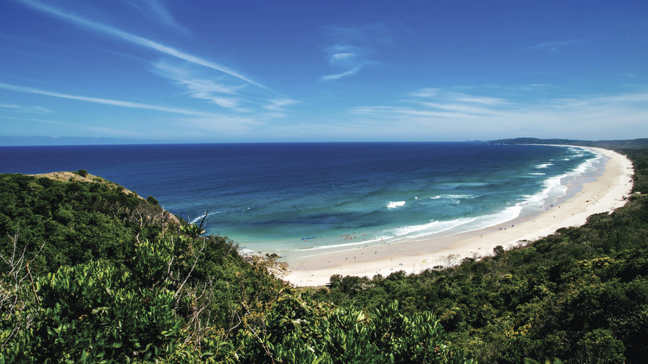 The Pass, Byron Bay New South Wales NSW Australien
