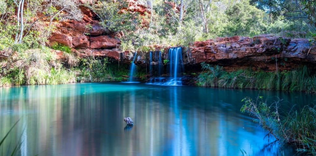 Jubura (Fern Pool), Karijini National Park Westaustralien