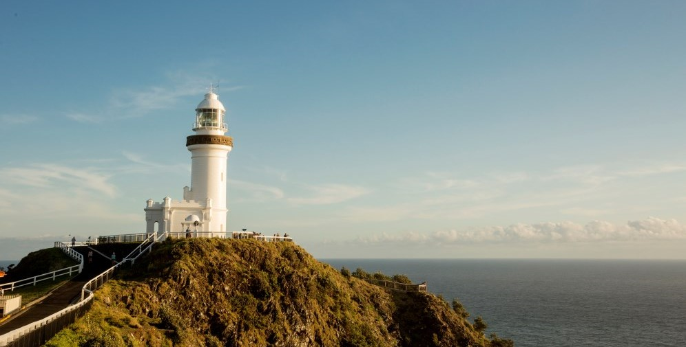 Cape Byron Lighthouse, Byron Bay New South Wales