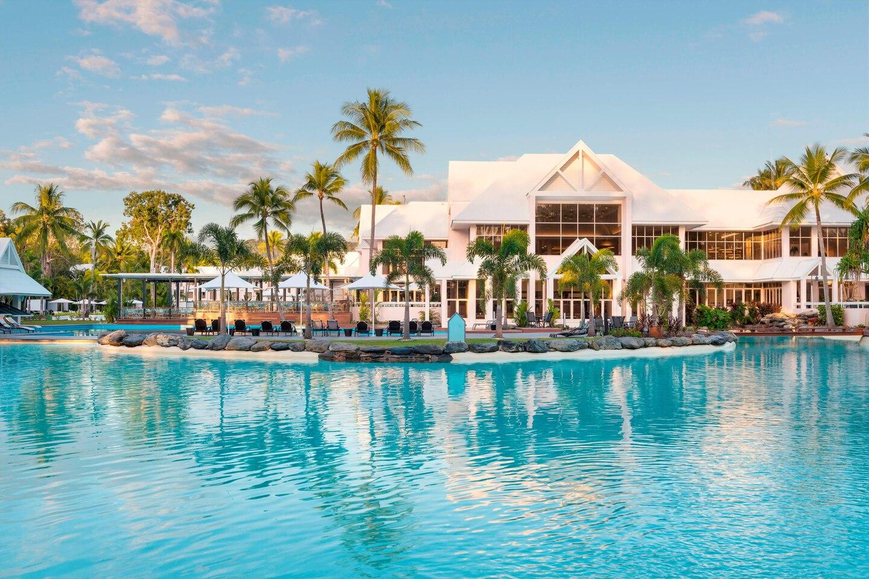 Pool Lagune Sheraton Mirage Port Douglas Queensland
