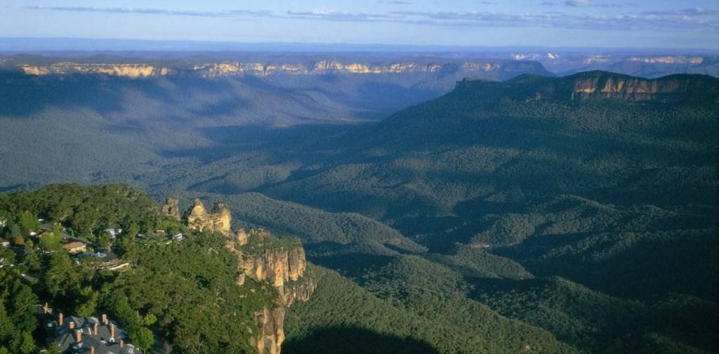 Lilianfels Resort Blue Mountains New South Wales