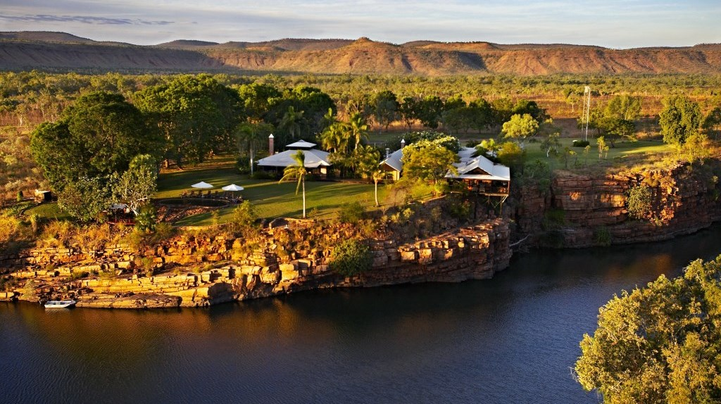 El Questro Homestead Kimberleys Westaustralien