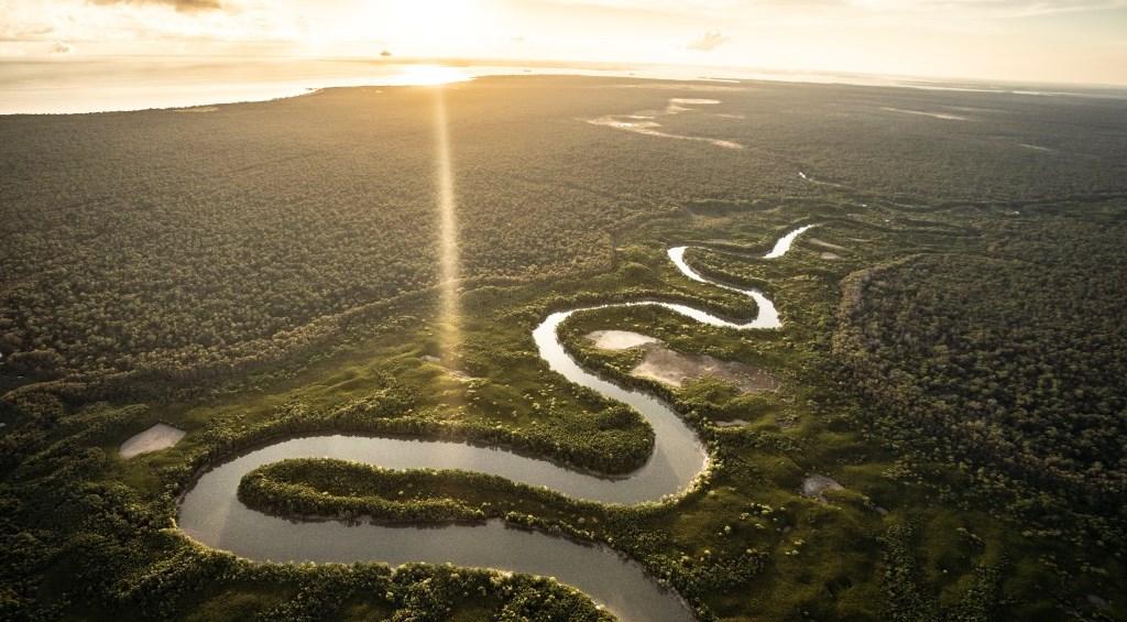 Adelaide River Darwin Northern Territory