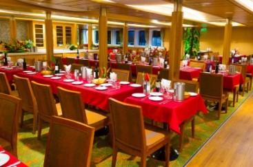 Restaurant Aranui 5 Marquesas Inseln Französisch Polynesien Tahiti