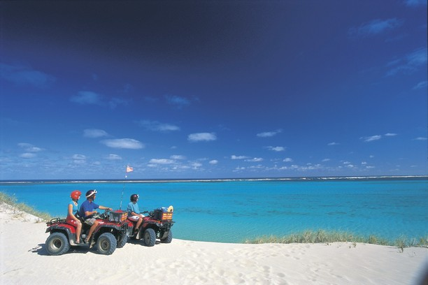 Quad Tour in Coral Bay Westaustralien WA