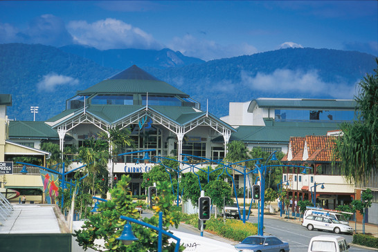 Cairns City Queensland Australien QLD
