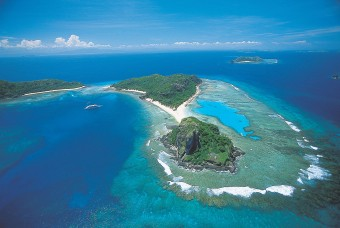 Sacred Island Mamanuca Captain Cook Cruises Fidschi