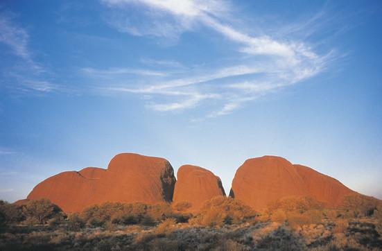 Olgas Kata Tjuta Northern Territory NT Australien