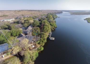 Chobe Safari Lodge Botswana