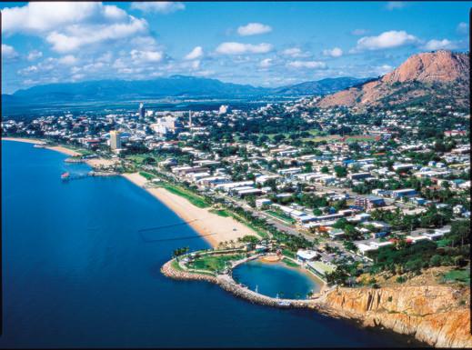 Luftaufnahme Townsville Queensland Australien