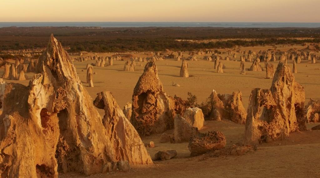 Pinnacles Nambung Nationalpark Cervantes Westaustralien
