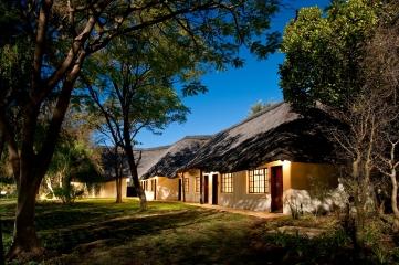Mokuti Etosha Lodge Guest Rooms Exterior View Namibia