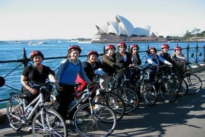 Sydney Mountain Bike Tour New South Wales Australien NSW