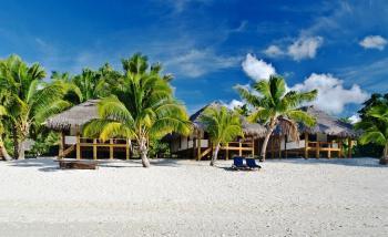 Etu Moana Beach Villas Aitutaki Cook Islands