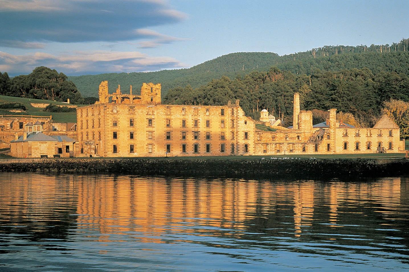 Port Arthur Tasmanien Australien
