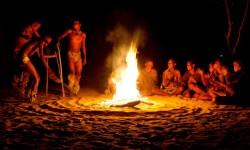 Ghanzi-Bushman-Dance Namibia