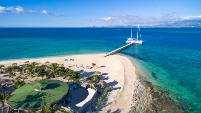 Tivua Island Captain Cook Cruise Fidschi