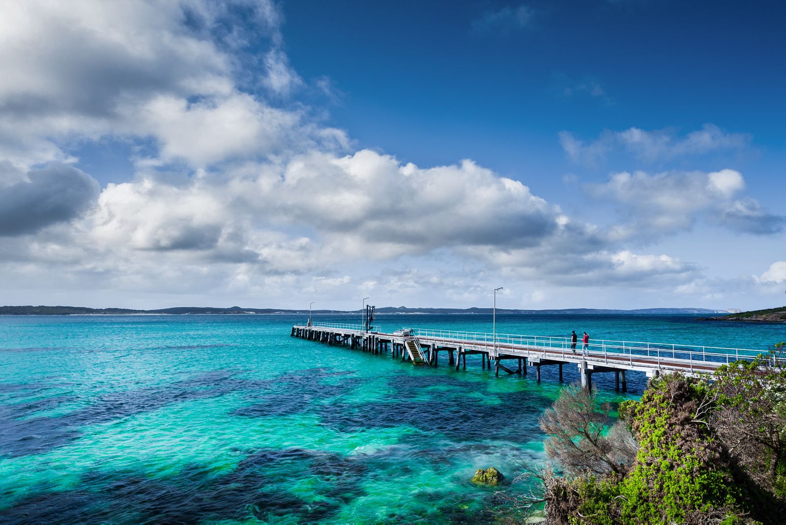 Vivonne Bay Kangaroo Island Südaustralien
