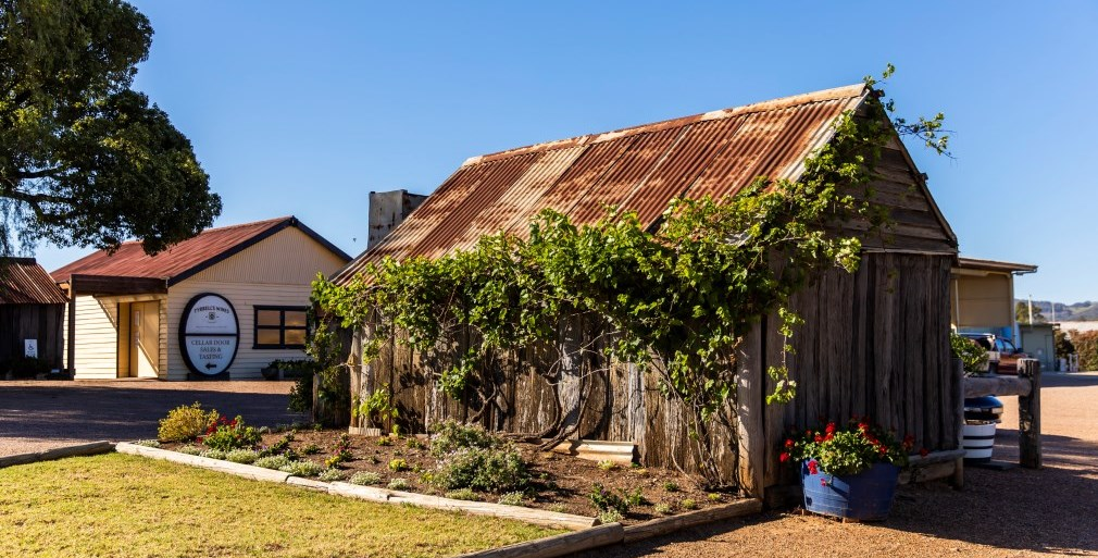 Tyrell's Wines, Pokolbin Hunter Valley New South Wales