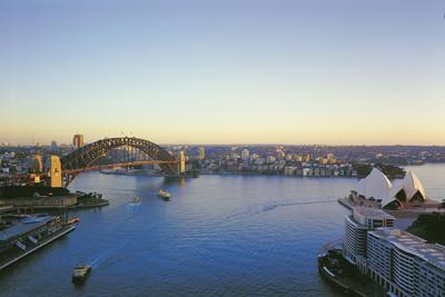 Sydney Harbour Bridge New South Wales Australien NSW