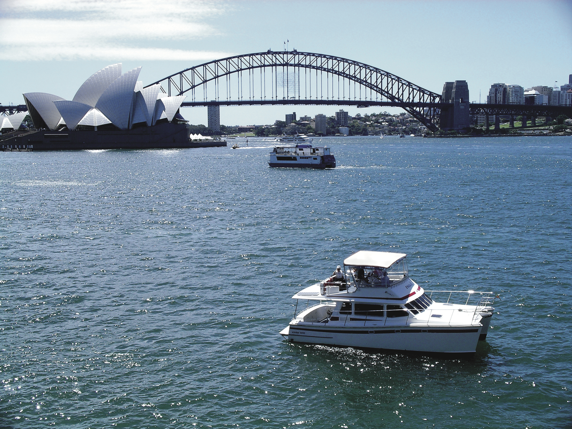 Enigma X Harbour Cruise Sydney