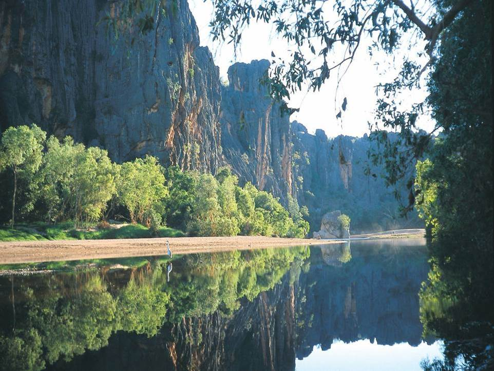 Windjana Gorge Kimberleys Westaustralien WA