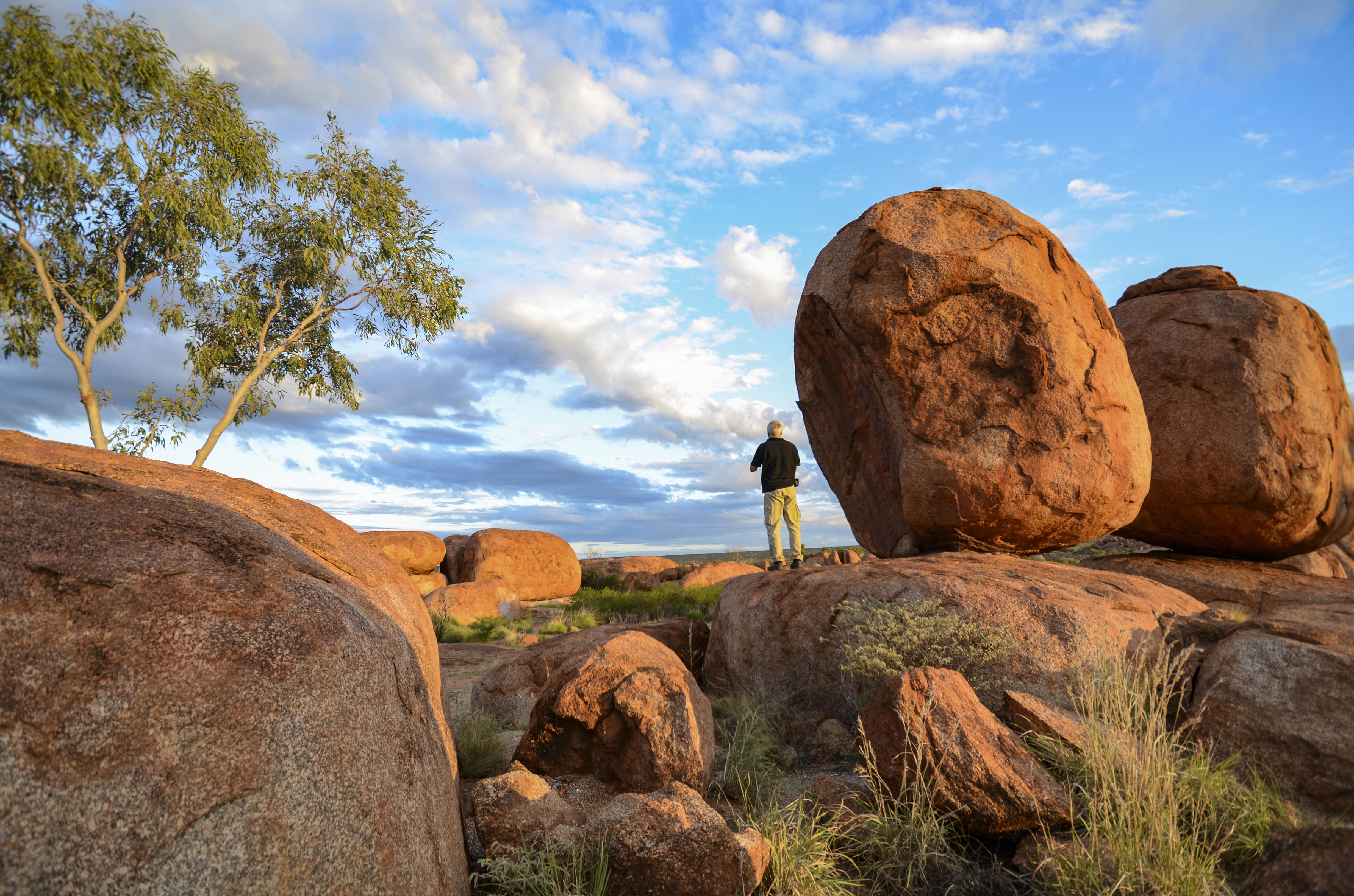 Devil Marbles Karlu Karlu Northern Territory