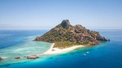 Modriki Island Blue Lagoon Cruise Fidschi Fiji