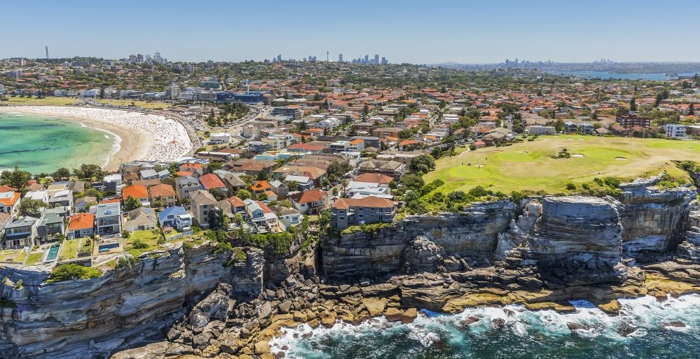 Bondi Beach Sydney New South Wales